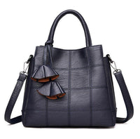 Top-handle bags Leather handbags