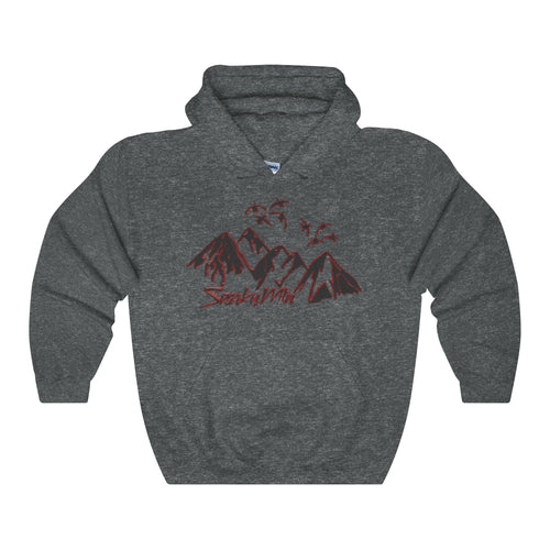 SparkyMtn Hooded Sweatshirt