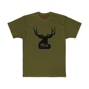 SparkyBuck Tagless T-Shirt