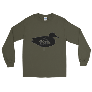 SparkyMtn Decoy Long Sleeve T-Shirt