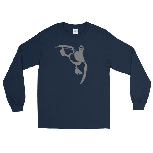 SparkyMtn Cuppin Duck Long Sleeve T-Shirt