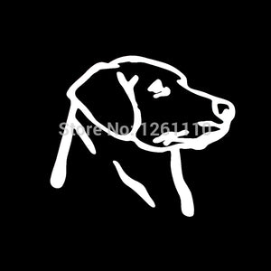 Labrador Dog Vinyl Sticker Decal Duck Hunting Hunt Hunter Puppy Lab Truck Car Window Bumper