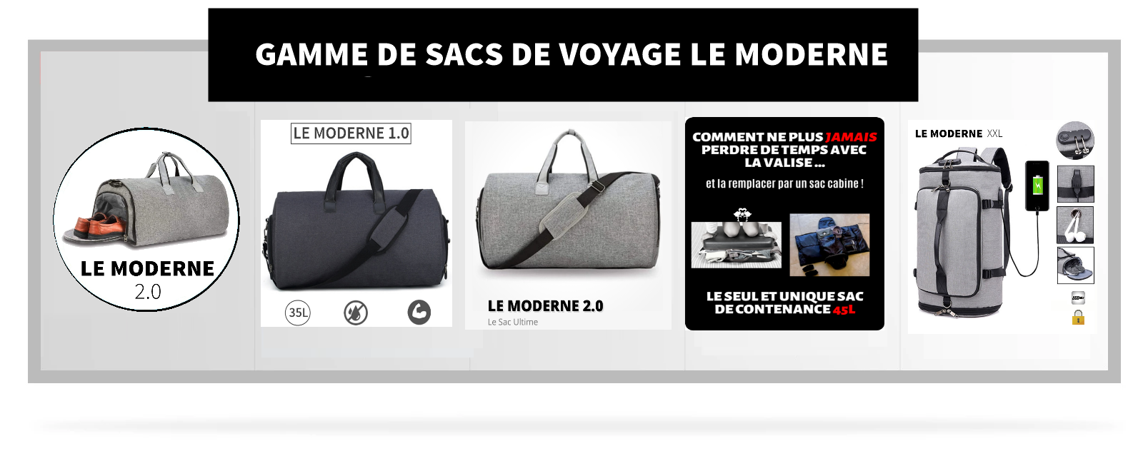 LE MODERNE COLLECTION