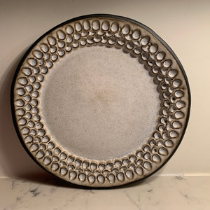 Thumbprint Platter