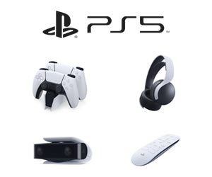 Playstation 5 Accessories and Dualshock