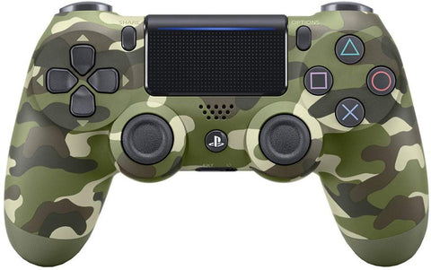 Sony DualShock 4 Controller - Green Cammo
