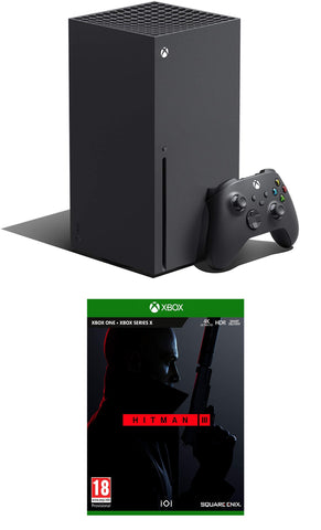 Xbox Series X + Hitman III Bundle