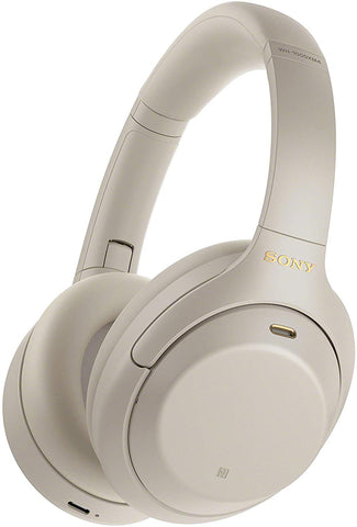 SONY WH-1000XM4 Noise Cancelling Headphones - Silver