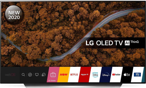 "LG OLED55CX6LA - 55"" OLED Smart TV - 4K UltraHD"