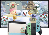 Nintendo Switch Animal Crossing Limited Edition Console