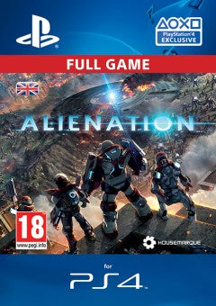Alienation - DLC