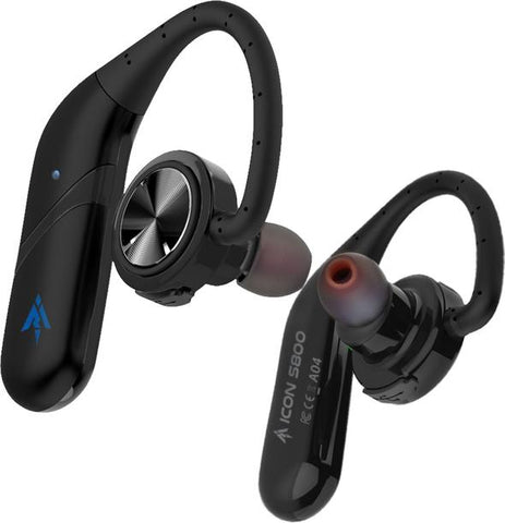 Riseicon TWS-S800 True Wireless Waterproof IPX5 Bluetooth Dual Earphones