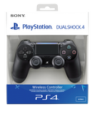 Sony DualShock 4 V2 Bluetooth Controller for PS4 - Black/Black