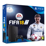Sony Playstation 4 1 TB Console with FIFA 18 (PS4)