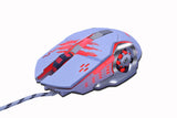Professional Gaming Mouse 8D 3200DPI Adjustable USB Wired Optical LED Computer Mice