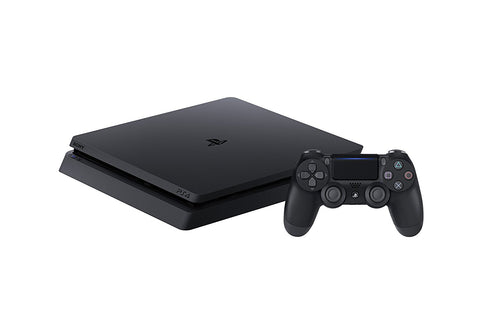 Sony PlayStation 4 500GB Console - Black - White Box