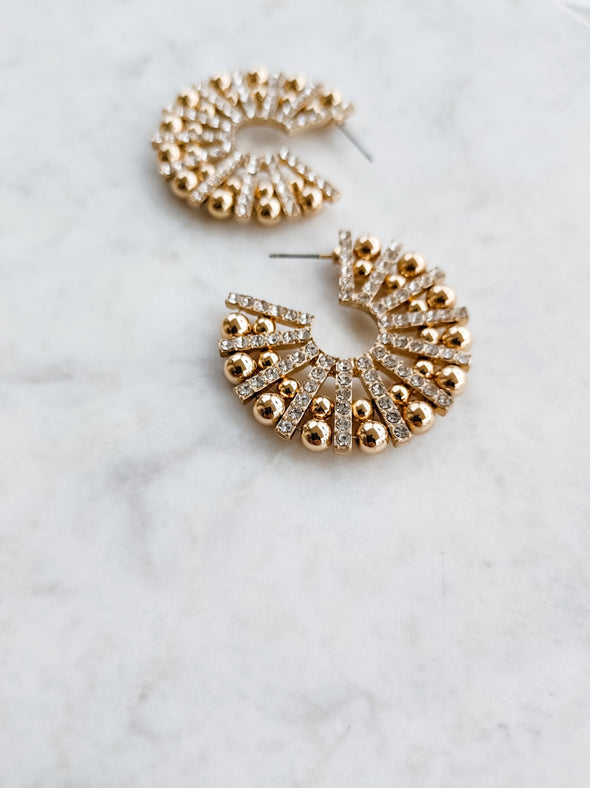 Elliott Hoop Earrings