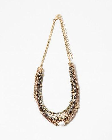 Pascha Statement Necklace