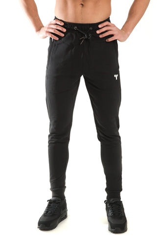 men's sportswear black  pant and bottom