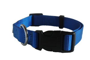 Original Series- Blue | Buy a Collar. Feed a Dog. Durable Nylon Puppy and Dog Collar