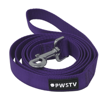 Purple Dog Leash Main Image