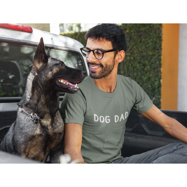 Men's Dog Dad T-Shirt