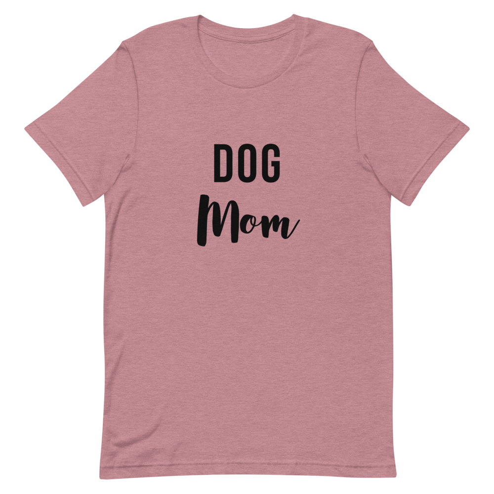 Women's Dog Mom T-Shirt
