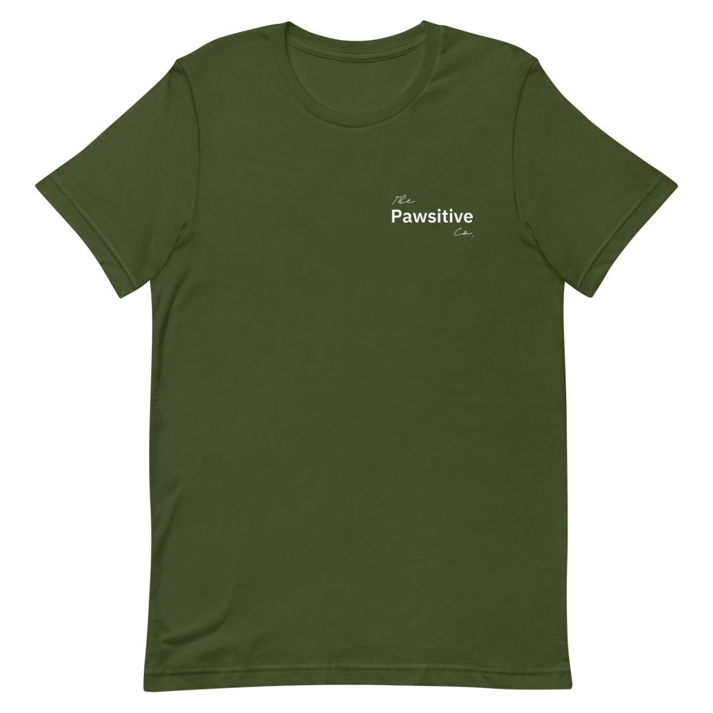 Men's The Pawsitive Co. Logo Tee