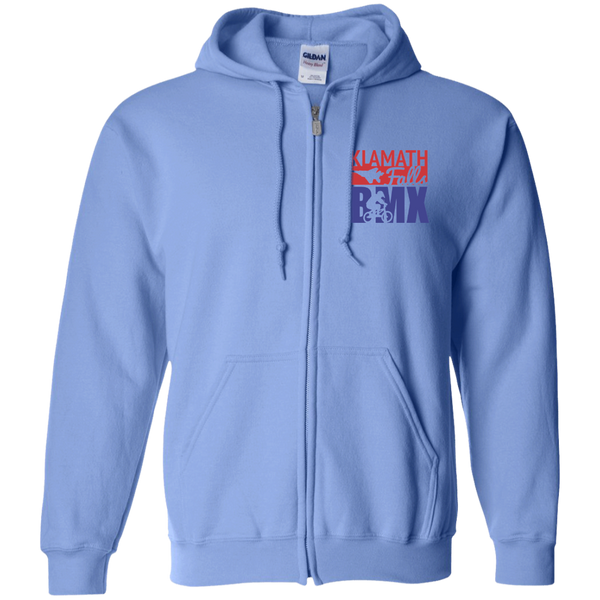 Adult Zip Up Hooded Sweatshirt