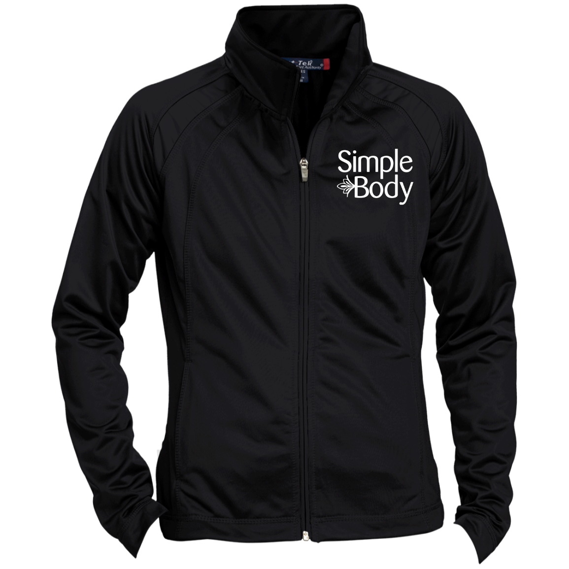 Ladies' Raglan Sleeve Warmup Jacket