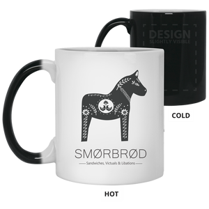 Smorbrod 11 oz. Color Changing Mug