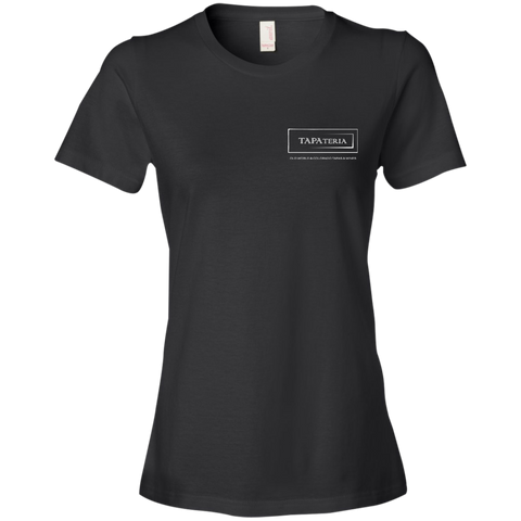 TAPA Ladies' Lightweight T-Shirt 4.5 oz