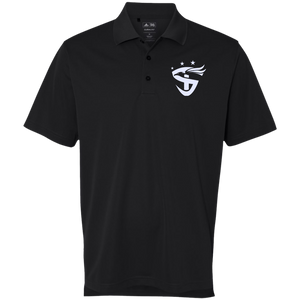 Adidas Embroidered Golf ClimaLite Basic Performance Pique Polo
