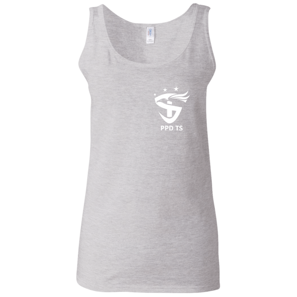 Gildan Ladies' Softstyle Fitted Tank