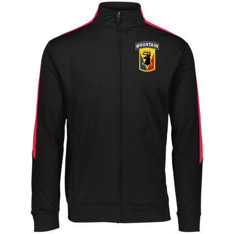 Performance Colorblock Full Zip
