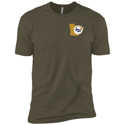 Military Green Premium Short Sleeve T-Shirt