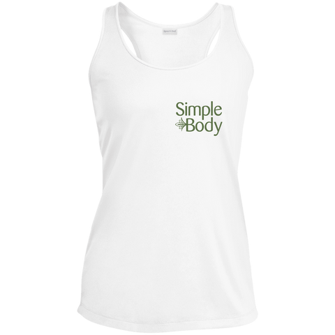Ladies' Racerback Moisture Wicking Tank