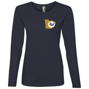 Anvil Ladies' Lightweight LS T-Shirt
