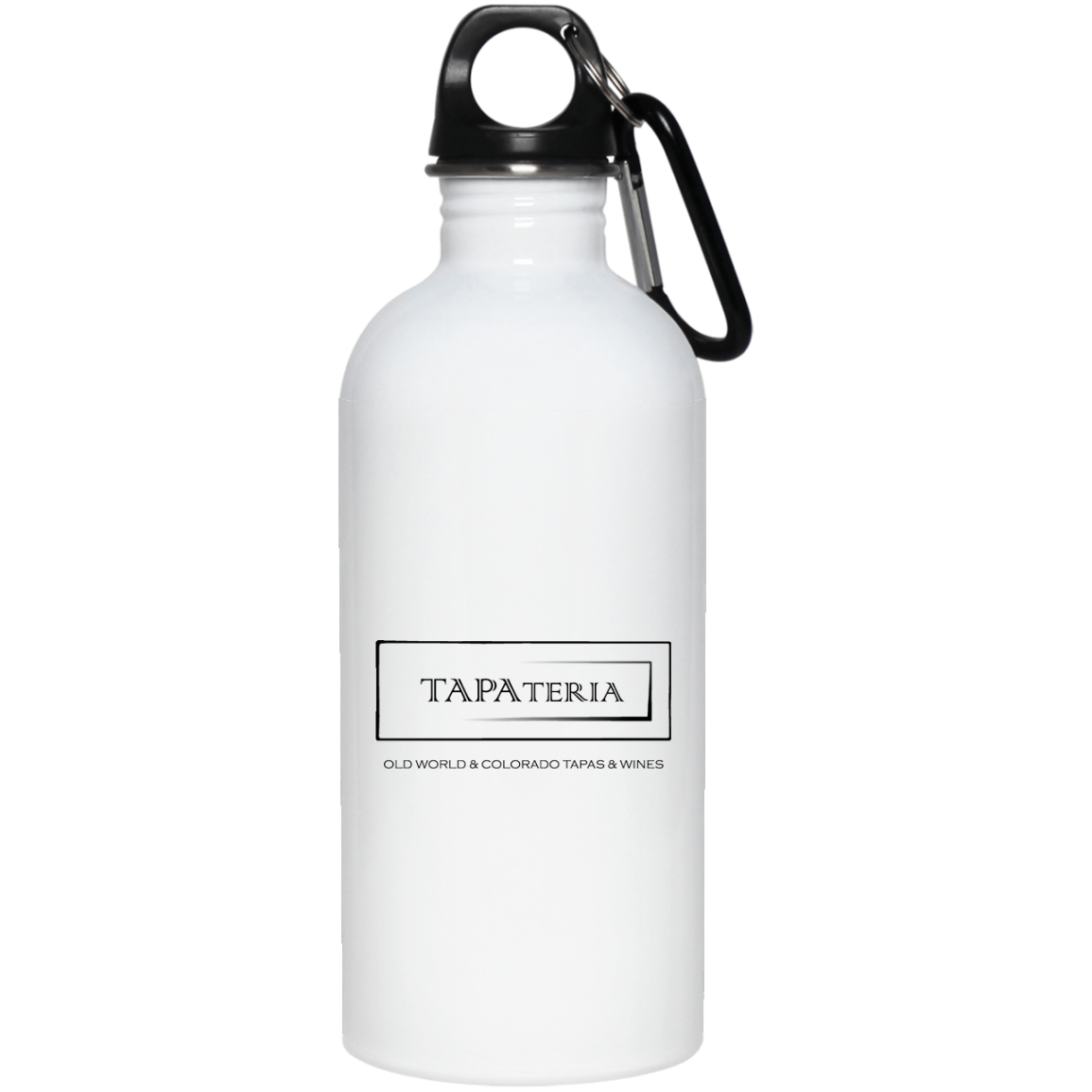 Tapa 20 oz. Stainless Steel Water Bottle