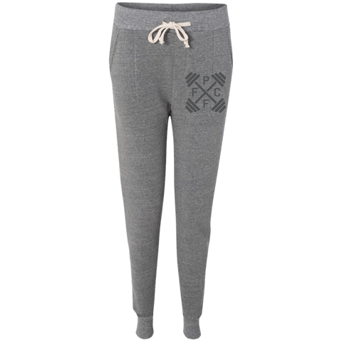 Embroidered Alternative Ladies' Fleece Jogger