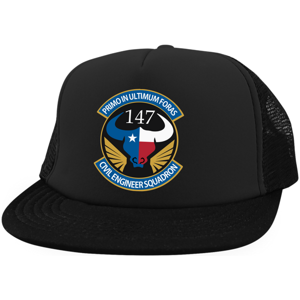 DT624 Trucker Hat with Snapback