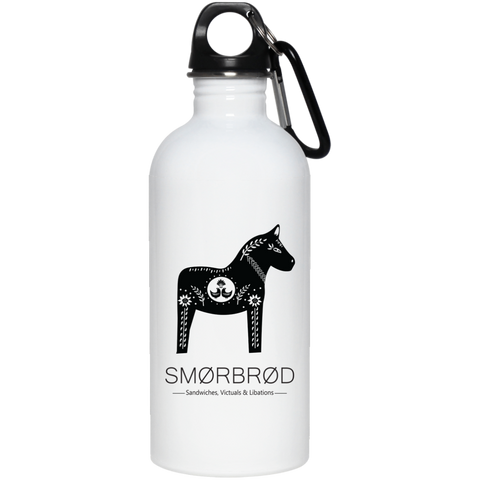 Smorbrod 20 oz. Stainless Steel Water Bottle