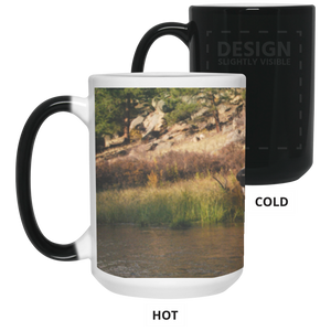 15oz Color Changing Mug
