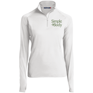 LST850 Sport-Tek Women's 1/2 Zip Performance Pullover