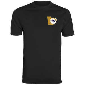 Black Men's Wicking T-Shirt