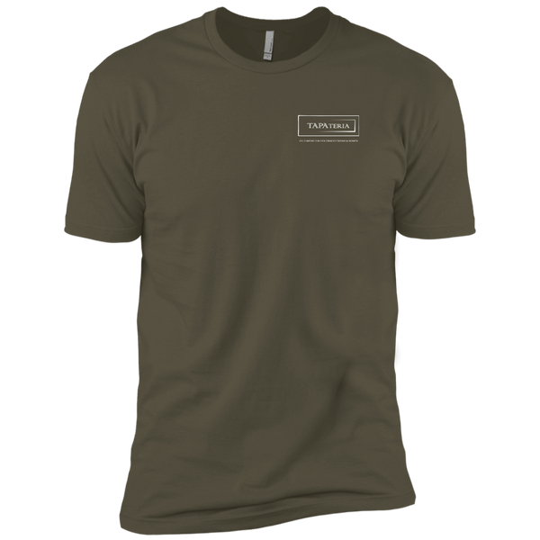 000 TAPAteria Next Level Premium Short Sleeve T-Shirt
