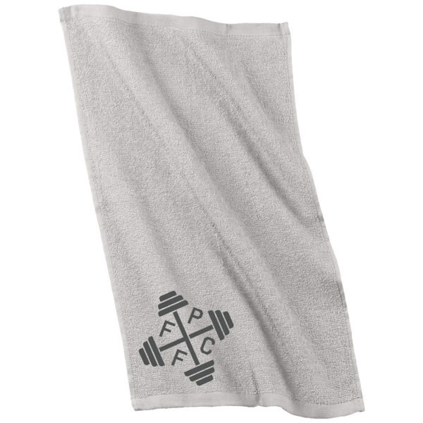 Embroidered Port & Co. Rally Towel