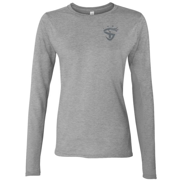 Gildan Ladies' Softstyle 4.5 oz. LS T-Shirt