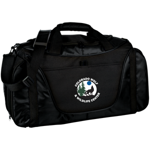 Port Authority Medium Color Block Gear Bag