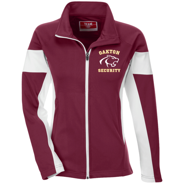 Team 365 Ladies' Performance Colorblock Full Zip